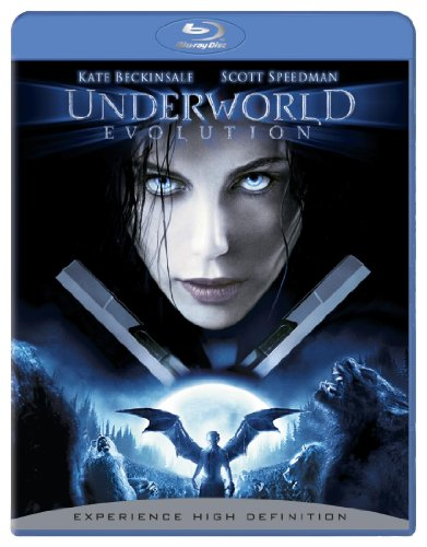 Cover art for  Underworld: Evolution [Blu-ray]