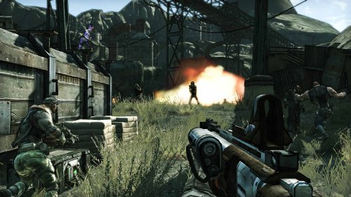 Borderlands screenshot