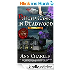 Dead Case in Deadwood (Deadwood Humorous Mystery)