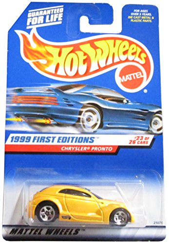 Hotwheels Chrysler Pronto-1999 1st Edition #23 of 26 #928 by Mattel