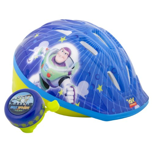 Best Review Of Toy Story Toddler Microshell Helmet  (Blue)