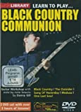 Lick Library: Learn To Play Black Country Communion [DVD]