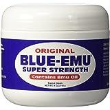 Blue-Emu-Super Strength Emu Oil, 4oz (2 Pack)
