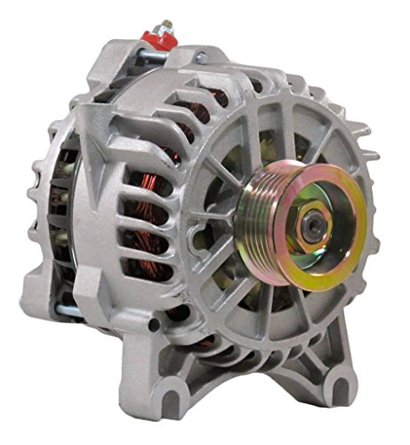 New ALTERNATOR FITS Ford Crown Victoria Lincoln Town Car Mercury Marquis 135 Amp 1... (135 Amp Alternator compare prices)