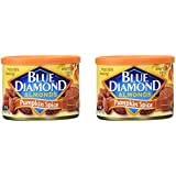 Blue Diamond Pumpkin Spice Almonds 6 Oz (Pack of 2)