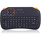 BTC S320 2.4GHz Portable Wireless Keyboard Mini with Touchpad ( Black )