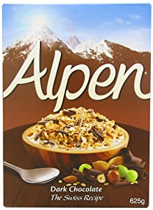 Alpen Chocolate 625 g (Pack of 6)