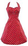 Womens Polka Dot Dresses