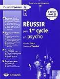 Réussir le Premier Cycle en Psycho
