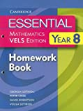 Essential Mathematics VELS Edition Year 8 Homework Book (052169549X) by Robertson, David