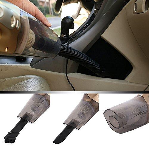 mictuning 4 in 1 handheld wet dry car vacuum cleaner with tire inflator tire pressure gauge. Black Bedroom Furniture Sets. Home Design Ideas