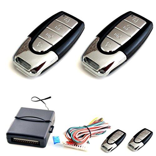 100F07 - Telecomando centrale dell'automobile serratura Chiusura Keyless Entry System con i regolatori a distanza