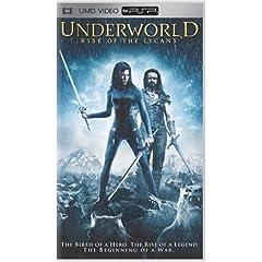 Underworld: Rise of the Lycans [UMD for PSP]: Steven Mackintosh, Bill Nighy, Elizabeth Hawthorne, Peter Tait, Michael Sheen, Rhona Mitra, Craig Parker, David Aston, Kevin Grevioux, Jason Hood, Tim Rab