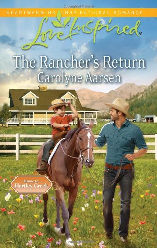 Image of The Rancher's Return (Love Inspired)