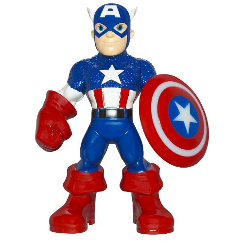 51abUpvXlKL Reviews Marvel Super Shield Captain America