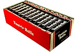 Tootsie Roll 0.5oz 48 Rolls