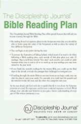 The Discipleship Journal Bible Reading Plan 25-pack