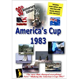 America's Cup 1983 30th Anniversary Edition
