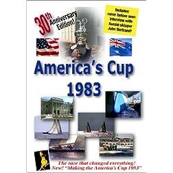 America's Cup 1983 30th Anniversary Edition