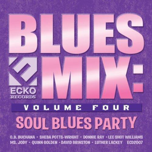 Blues Mix vol. 4: Soul Blues Party