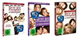 Rules of Engagement - Seasons 1-3 (5 DVDs)