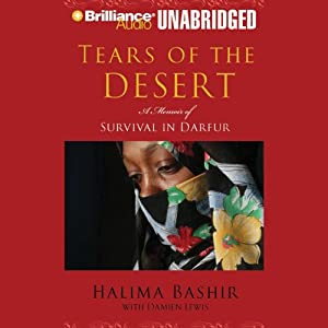 Tears of the Desert Audiobook
