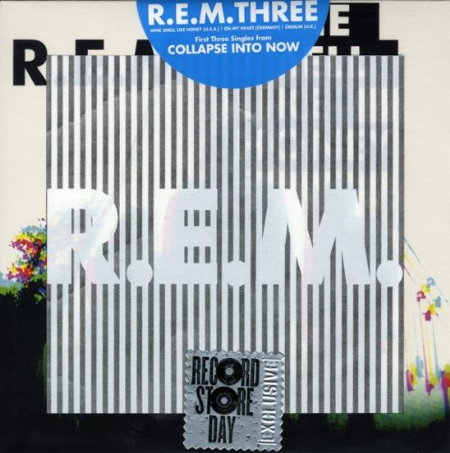 R.E.M. Three: First Three Singles from Collapse in