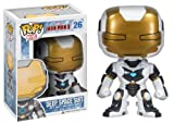 Funko POP Marvel Iron Man Movie 3: Space Suit Action Figure