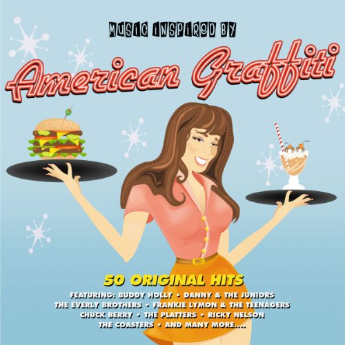 Music-Inspired-By-American-Graffitti-Various-Artists-Audio-CD