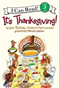 It's Thanksgiving! (I Can Read Book 3) by Jack Prelutsky cover image