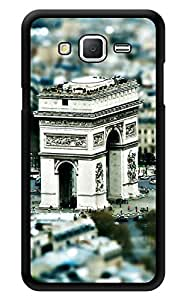"""Humor Gang Arc De Triomphe Paris Art Printed Designer Mobile Back Cover For """"Samsung Galaxy On5"""" (3D, Glossy, Premium Quality Snap On Case)"""