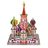 Legler 3D St. Basil CaThedral Non-Wooden Puzzles