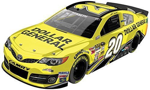 matt-kenseth-20-dollar-general-2014-toyota-camry-nascar-diecast-car-124-scale-hoto-by-lionel-nascar-