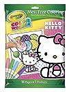 Crayola Color Wonder Hello Kitty 18 P…