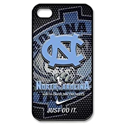 NCAA North Carolina Tar Heels iPhone 6 (4.7 Inch) Protective Case Cover Custom Durable Stylish Team Logo Phone Case at Big-dream