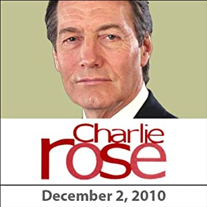 Charlie Rose: Daniel Boulud, Patrick O'Connell, Jonathan Cartwright, Jeff Zucker, December 2, 2010 Radio/TV Program