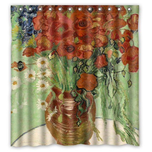 Van Gogh Shower Curtains Shower Curtains Outlet