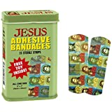 Jesus - first aid in a tin - plasters / band aids