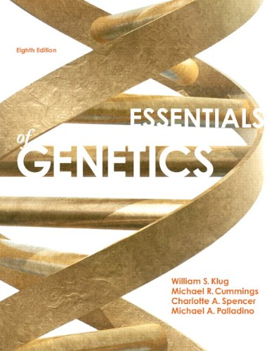 Essentials of Genetics Plus MasteringGenetics with eText -- Access...