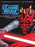 Star Wars - The Clone Wars - Stagione 04 (4 Dvd)