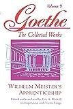 Image of Wilhelm Meister's Apprenticeship: Johann Wolfgang von Goethe (Goethe: The Collected Works, Vol. 9)