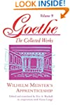 Goethe, Volume 9: Wilhelm Meister's A...