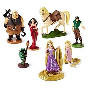 Disney Rapunzel 7 pc. Figure Set