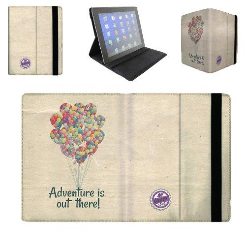Flip Case For Apple Ipad Mini 2 Flip Cover - Adventure Is Out There Disney Pixar Up Premium Hardshell