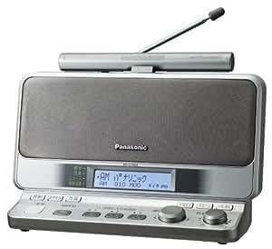 パナソニック FM/AM 2バンドレシーバー シルバー RF-U700A-S