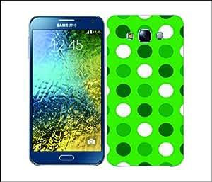 Galaxy Printed 2720 Saint Paddys Polka Dots Hard Cover for Samsung S3 NEO
