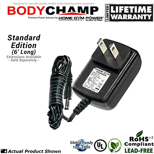 Body Champ Cardio Dual Trainer BRM2610X, BRM3671 and BRM3780 Home Gym Power®