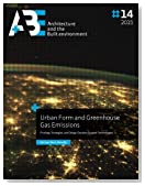 Urban Form and Greenhouse Gas Emissions (A+BE | Architecture and the Built Environment)