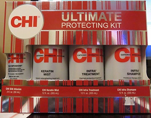 CHI Ultimate Protection Kit (Chi Flat Iron Protection compare prices)