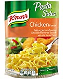 Knorr, Pasta Sides, 4.3oz Pouch (Pack of 6) (Choose Flavors Below) (Chicken)